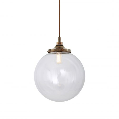 Bathwaters Mullan Lighting MLBP008ANTBRS 1