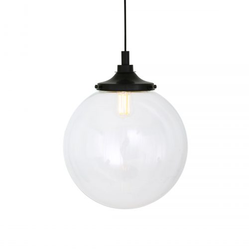 Bathwaters Mullan Lighting MLBP008PCBLK 2