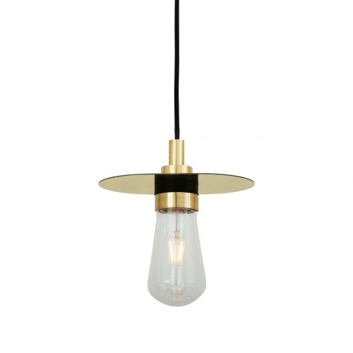 Bathwaters Mullan Lighting MLBP013POLBRS 2