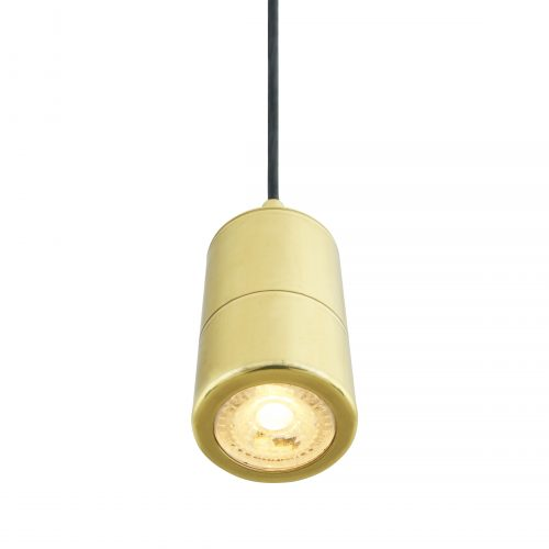 Bathwaters Mullan Lighting MLBP014POLBRS 2