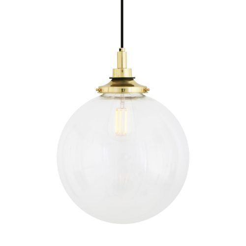 Bathwaters Mullan Lighting MLBP034POLBRS 1