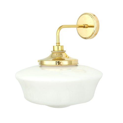 Bathwaters Mullan Lighting MLBWL003POLBRS 2