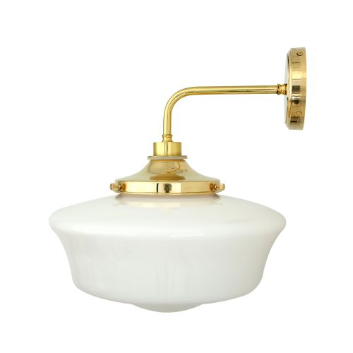 Bathwaters Mullan Lighting MLBWL003POLBRS 4