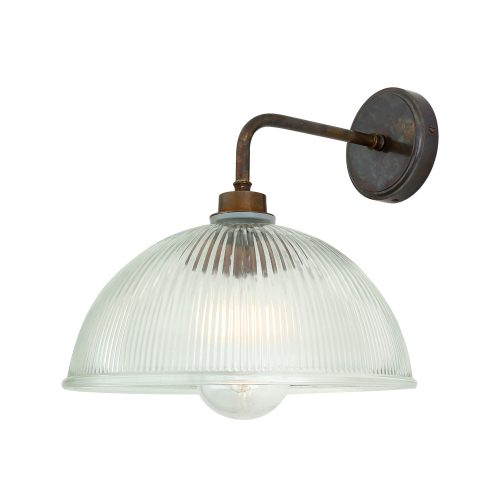 Bathwaters Mullan Lighting MLBWL004ANTBRS 2