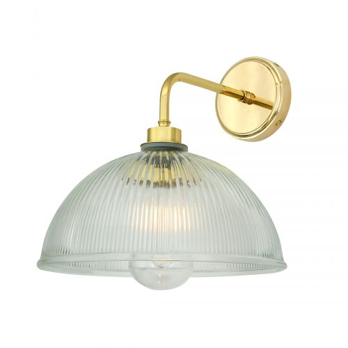 Bathwaters Mullan Lighting MLBWL004POLBRS 2