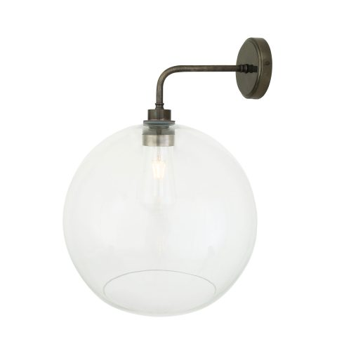 Bathwaters Mullan Lighting MLBWL006ANTSLV 2