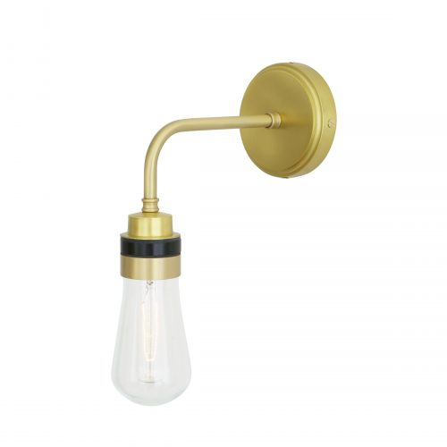 Bathwaters Mullan Lighting MLBWL009SATBRS 1