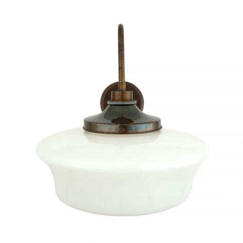 Bathwaters Mullan Lighting MLBWL053ANTBRS 3