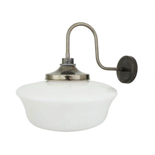 Bathwaters Mullan Lighting MLBWL053ANTSLV 2