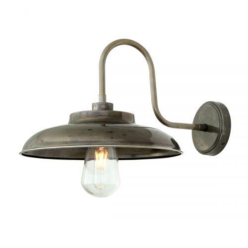 Bathwaters Mullan Lighting MLBWL055ANTSLV 2