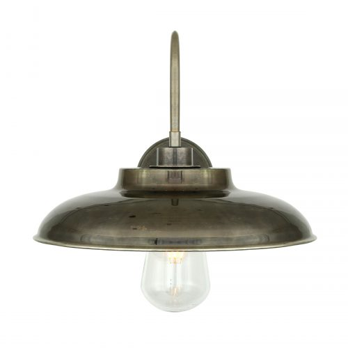 Bathwaters Mullan Lighting MLBWL055ANTSLV 3