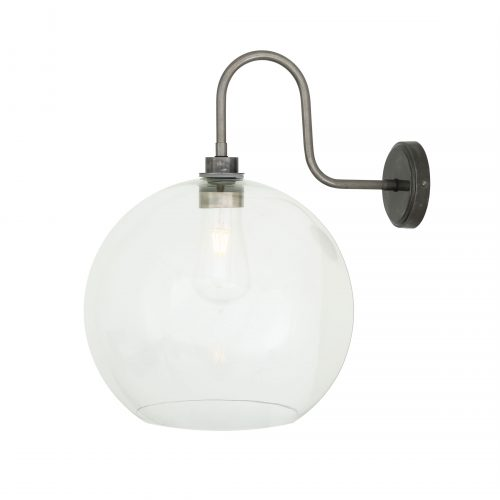 Bathwaters Mullan Lighting MLBWL056ANTSLV 2