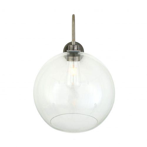 Bathwaters Mullan Lighting MLBWL056ANTSLV 3