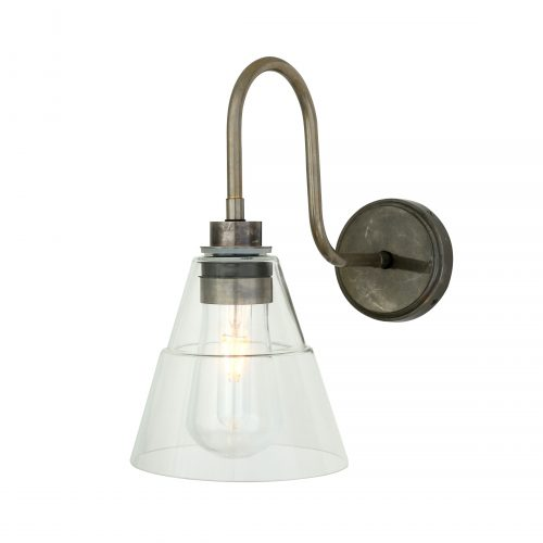 Bathwaters Mullan Lighting MLBWL057ANTSLV 2