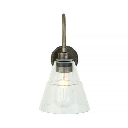 Bathwaters Mullan Lighting MLBWL057ANTSLV 3