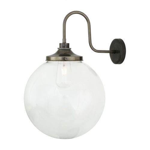 Bathwaters Mullan Lighting MLBWL058ANTSLV 2