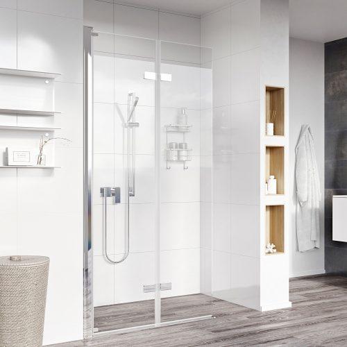 Bathwaters Roman Innov8 Bi fold Wetroom Panels