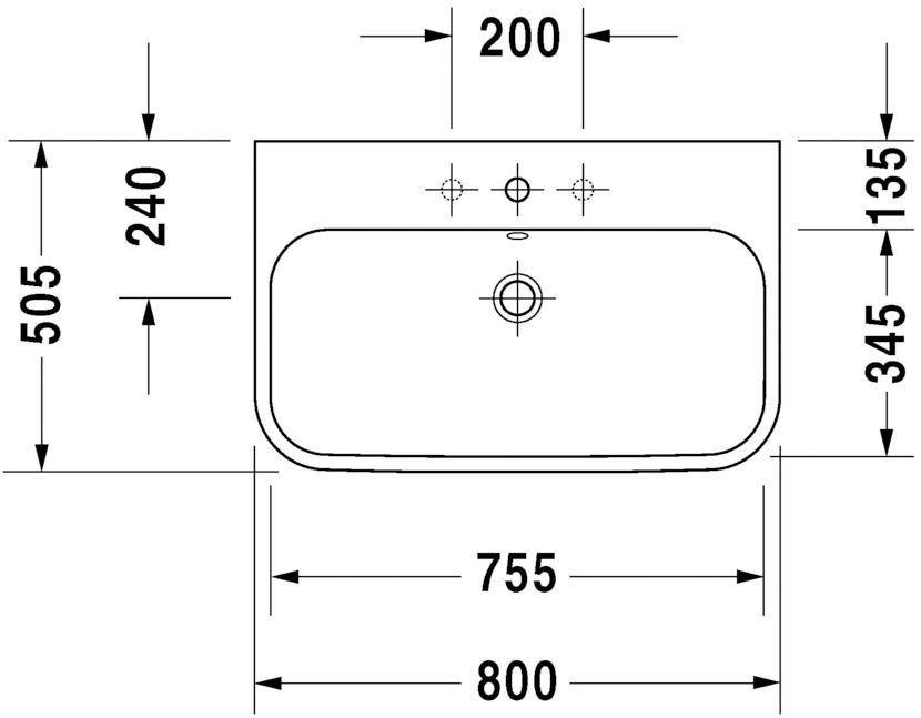 Bathwaters   Tech   231880D H2 6365