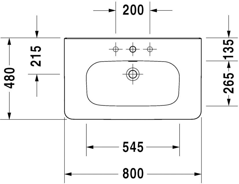 Bathwaters   Tech   232080D DS 6481