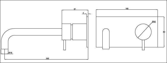 FL.122CWN BP tech drawing