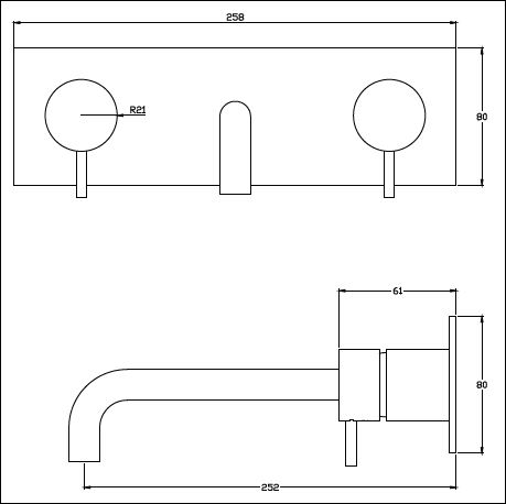 FL.123CWN BP tech drawing