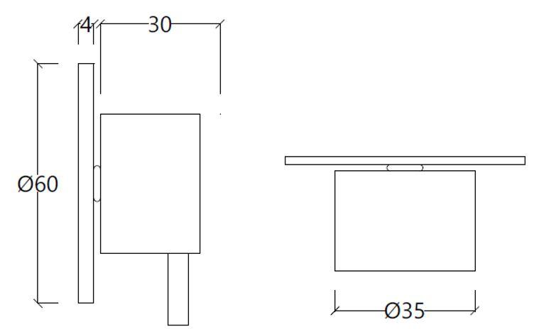 FL.312CW tech drawing