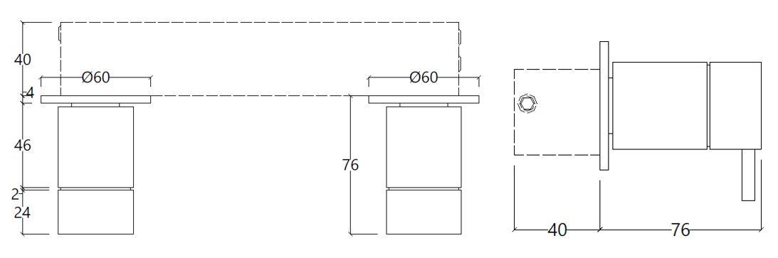 FL.323CW tech drawing