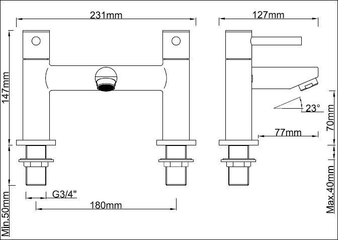 FL.332CD tech drawing