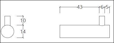 FL.501C tech drawing