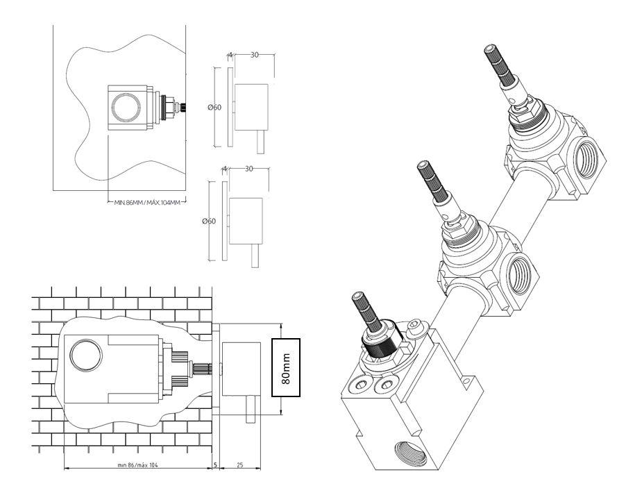 FL.513CR 2 tech drawing