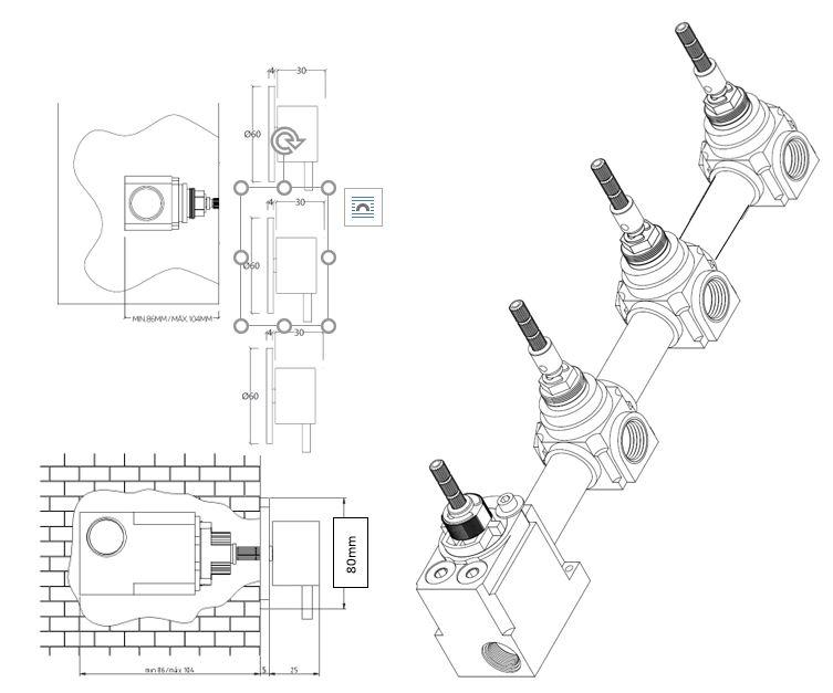 FL.514CR 3 tech drawing