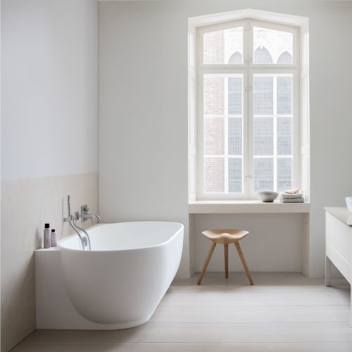 LUV Freestanding bath duravit