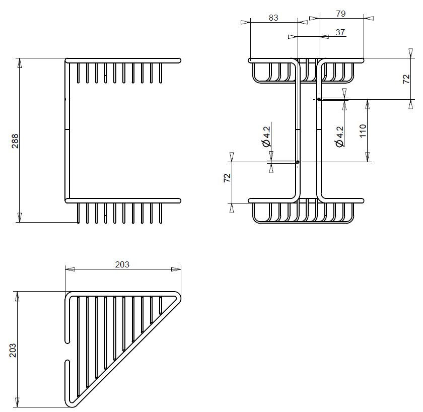 SB.102C tech drawing