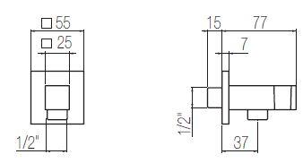 SH.627C tech drawing