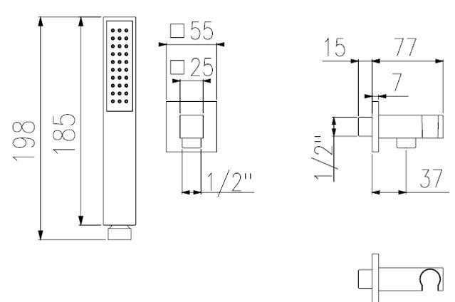 SH.628B tech drawing