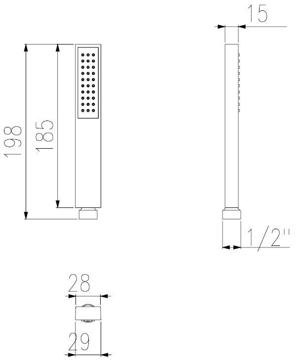 SH.721B tech drawing