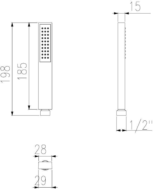 SH.726C tech drawing