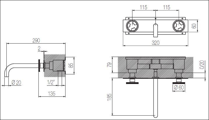 ST.123CWN BP tech drawing