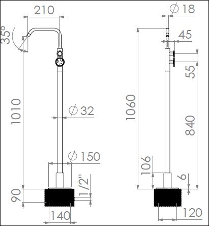 ST.171CFN tech drawing