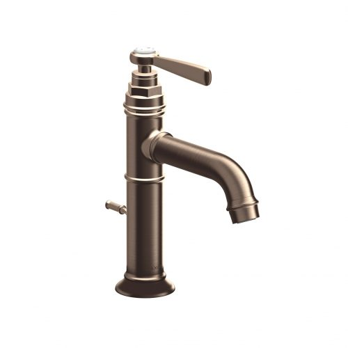 West One Bathrooms 16515820 axor montreux single lever basin mixer 100 with pop up waste 1