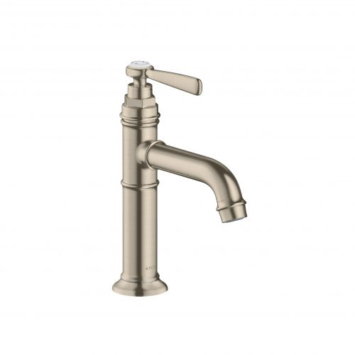 West One Bathrooms 16516820 axor montreux single lever basin mixer 100 without pop up waste