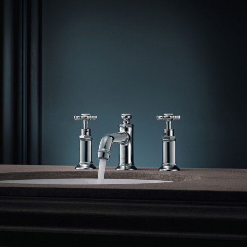 West One Bathrooms 16536820 axor montreux 3 hole basin