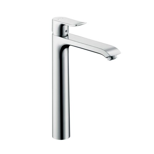 west one bathrooms 31184000 hansgrohe metris single lever basin mixer 260 for wash bowls without waste 02 1000×1000