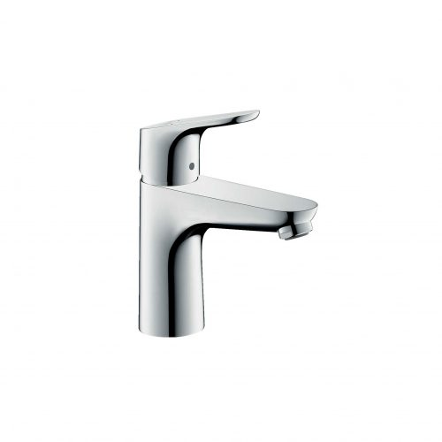 West One Bathrooms 31607000 hansgrohe focus single lever basin mixer 100 with pop up waste