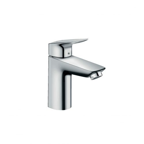 West One Bathrooms 71101000 hansgrohe logis single lever basin mixer 100 without waste
