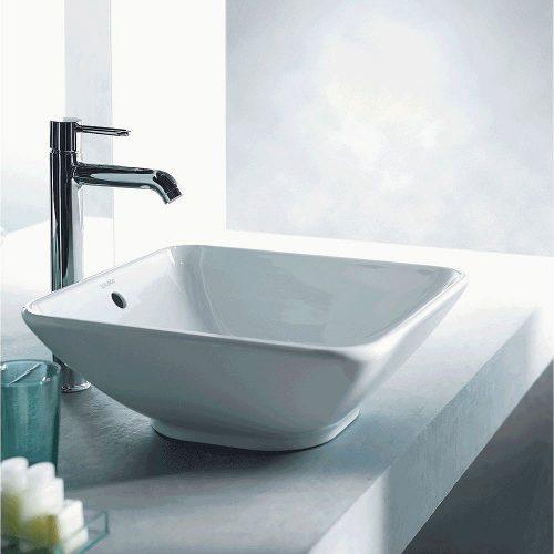 West One Bathrooms – Bacino Duravit Basin