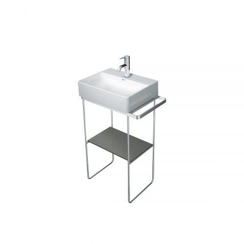West One Bathrooms Online 0099668700 chrom stehend 1