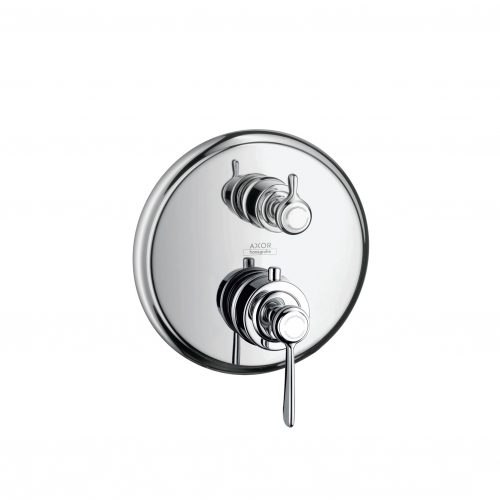 West One Bathrooms Online 16801000 axor montreux thermostatic mixer for concealed installation with shut off valve and lever handle