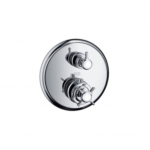west one bathrooms online 16820000 axor montreux thermostatic mixer for concealed installation with shut off and diverter valve 1