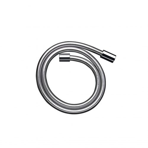 West One Bathrooms Online 28284000 axor starck metal effect shower hose 2